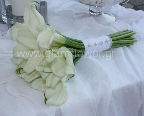 Στολισμός Γάμου στη Χαλκιδική στο Ekies