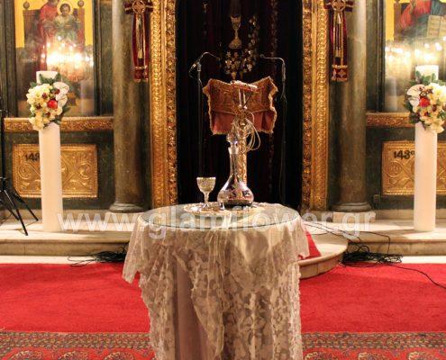 Γάμος Χριστουγεννιάτικος στην Αγία Σοφία