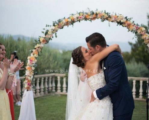 Ρομαντικός destination γάμος στη Θεσσαλονίκη