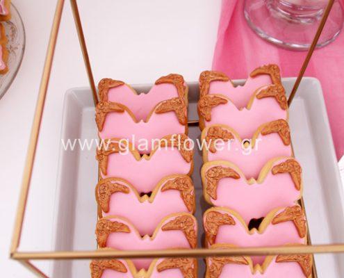 Μπισκότα βουτύρου με ζααρώπαστα