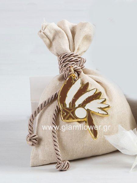 27e1db51c3d Χειροποίητες μπομπονιέρες βάπτισης για αγόρι και κορίτσι | glamflower.gr
